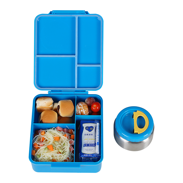 Insulated Lunch Box for Hot Food