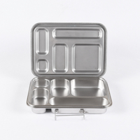 Stainless Steel Bento Box Containers