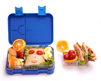 Bento Box Plastic Containers for Adults