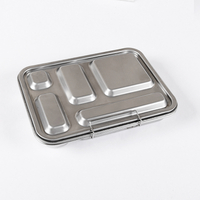 Stainless Steel Bento Lunch Box Kids
